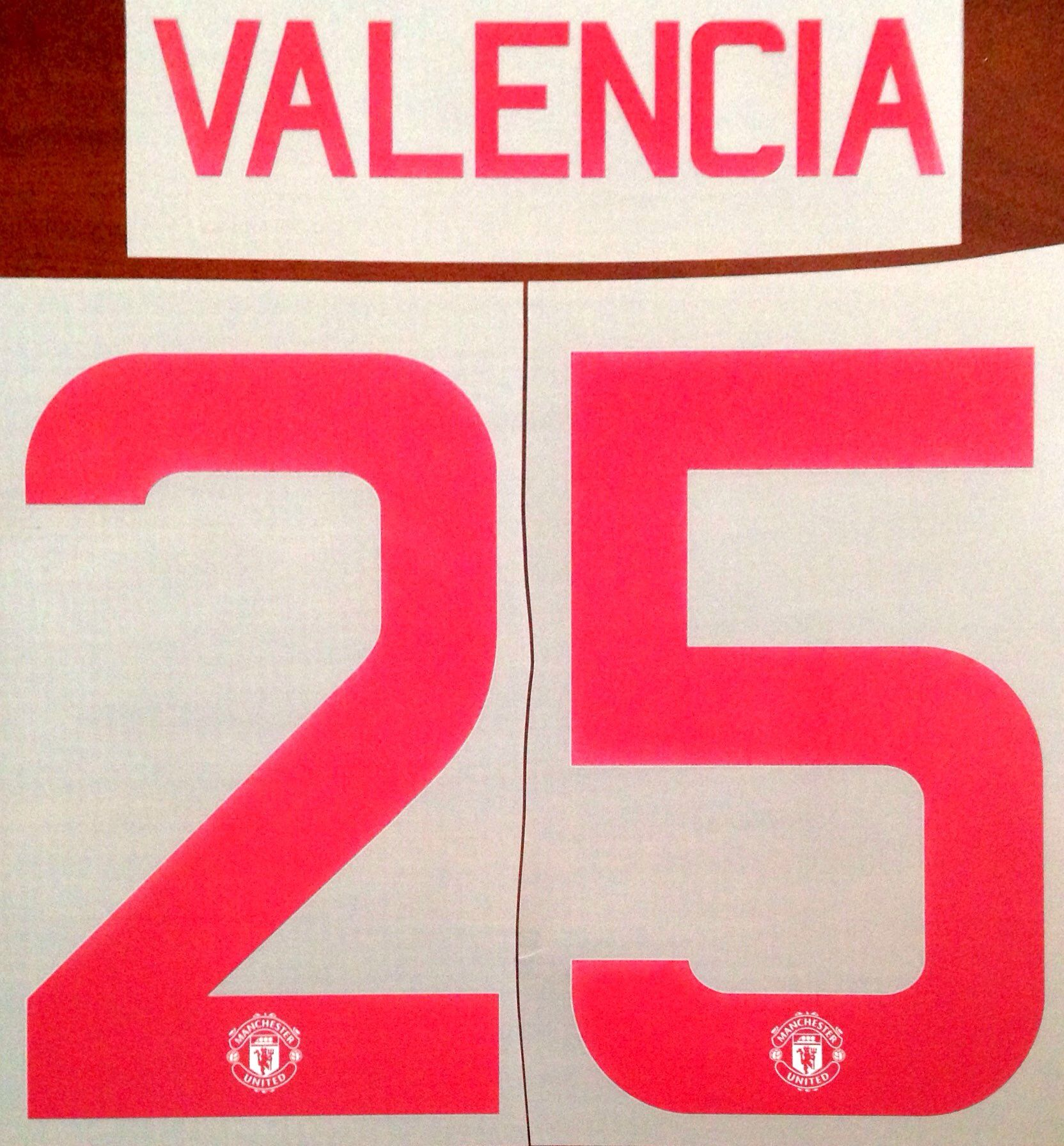 2015 16 Manchester Utd UCL Amp FA CUP Away Shirt VALENCIA 25