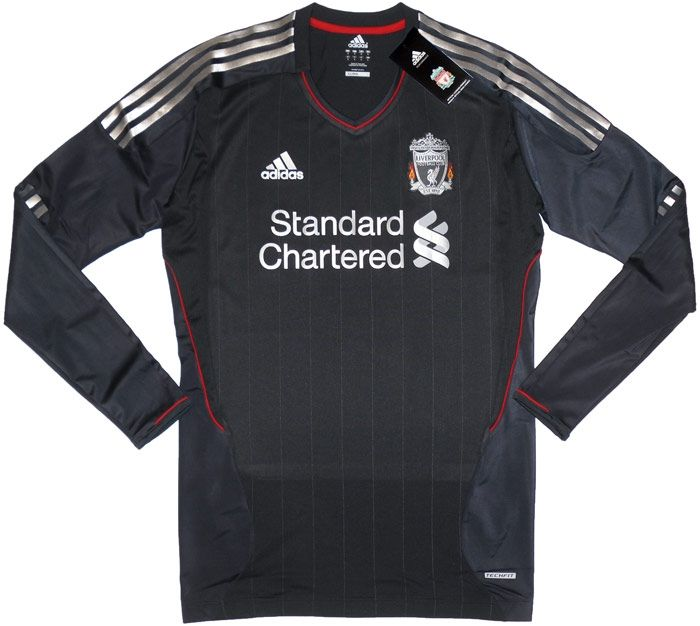 adidas v13864 liverpool player issue techfit football away