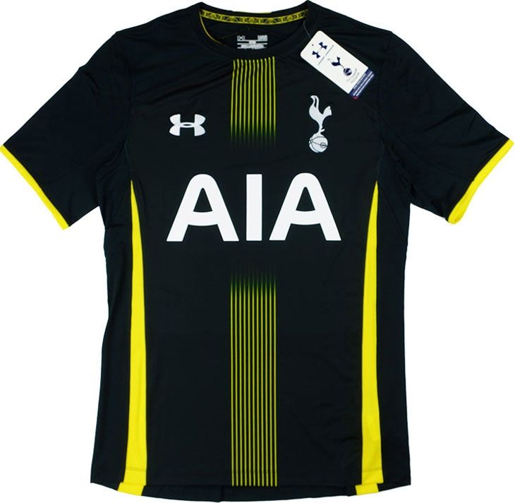 Under armour 1246297 tottenham hotspur player issue match for Under armor football shirts