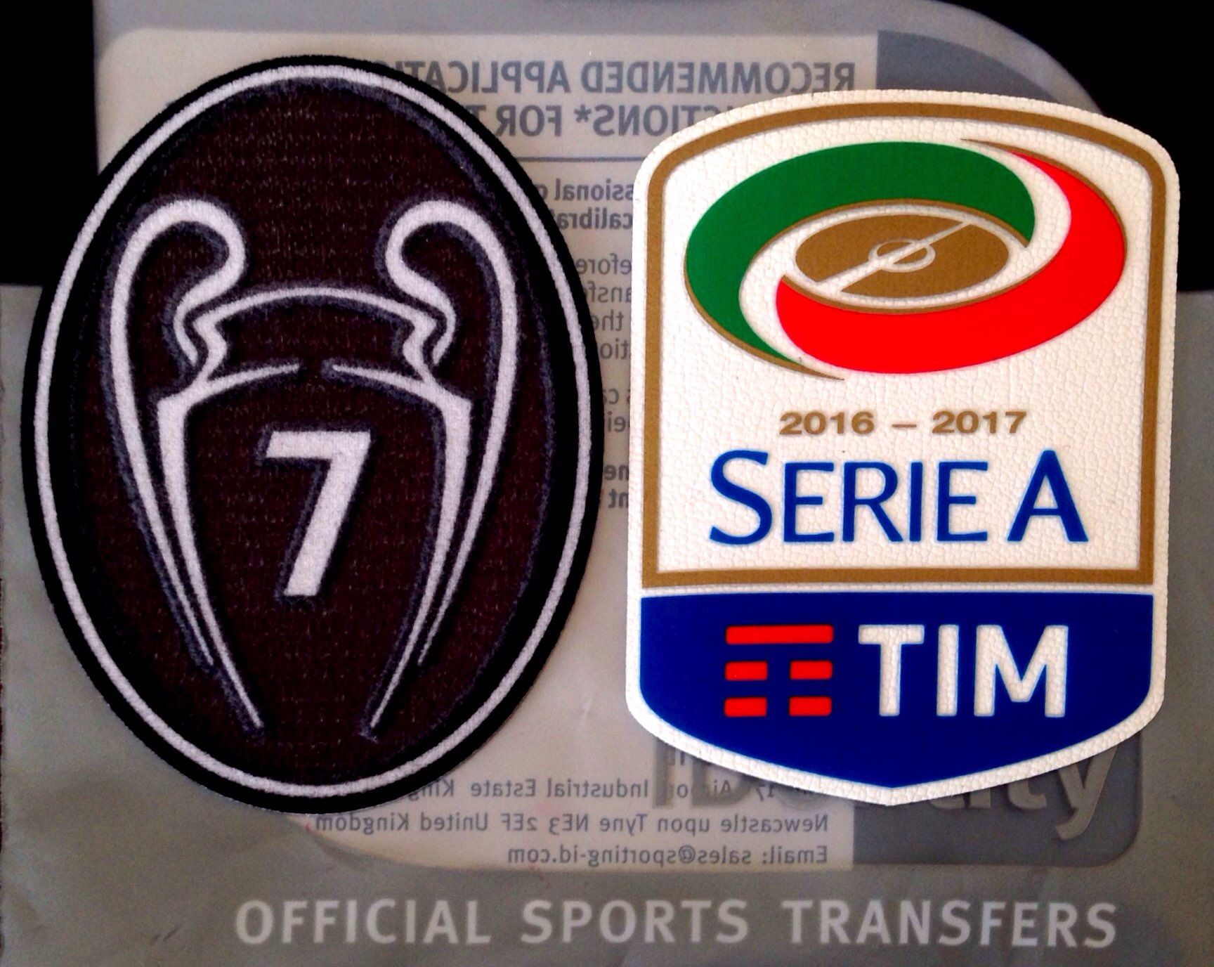 201617 ac milan serie a amp ucl boh 7 champions official