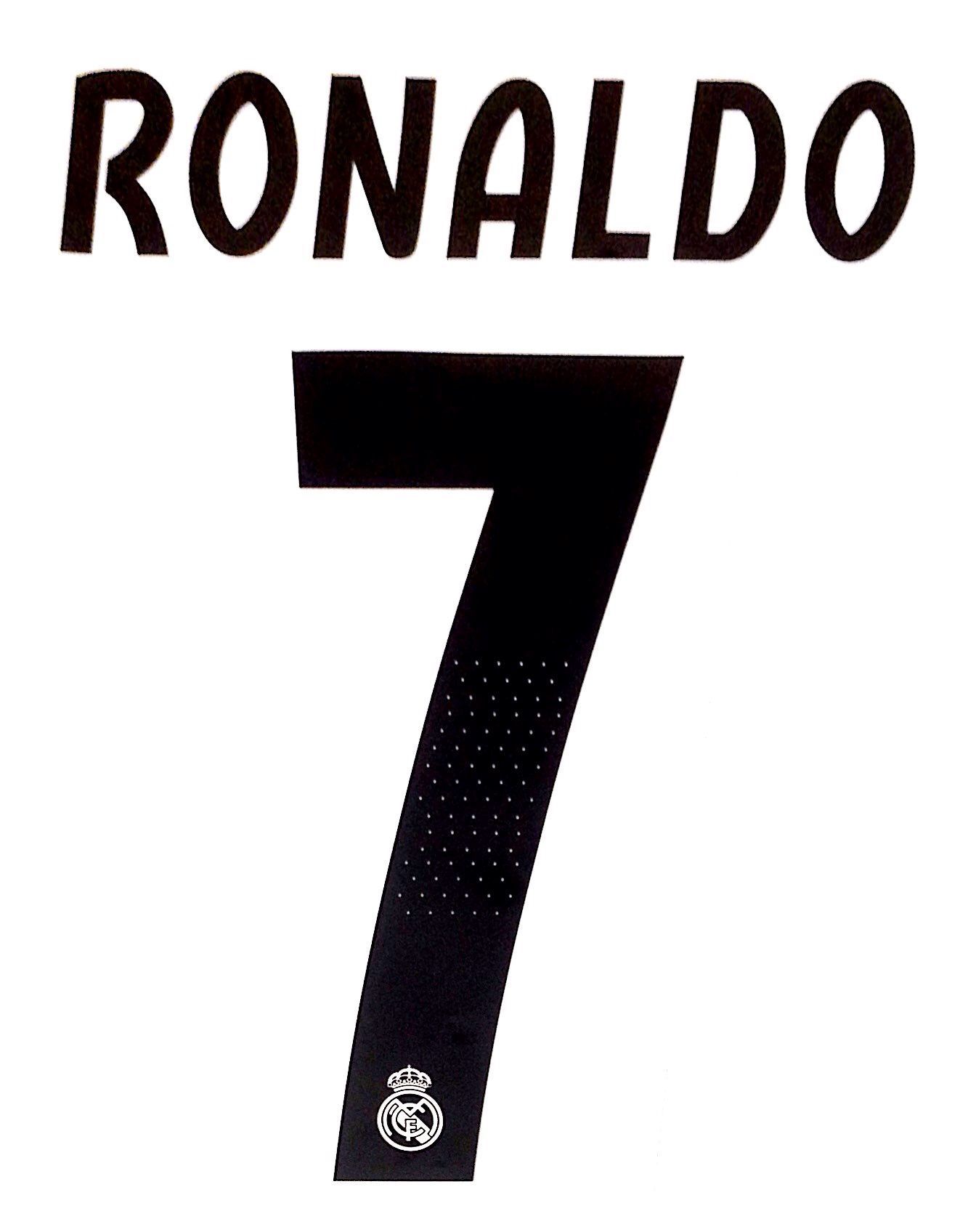 official photos 0eae9 a8948 2018-19 Real Madrid HERO SET Home Shirt RONALDO 7 Official ...