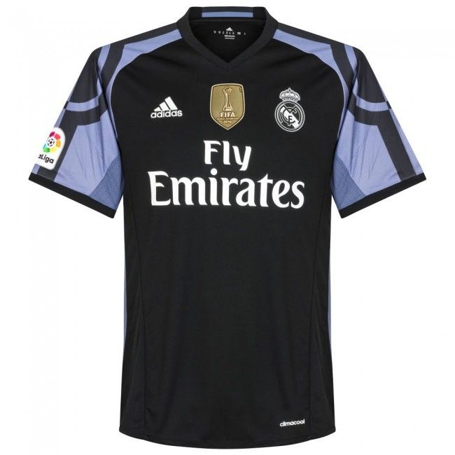 2016-17 Official Adidas REAL MADRID Third Football Soccer Shirt 48d825ebd