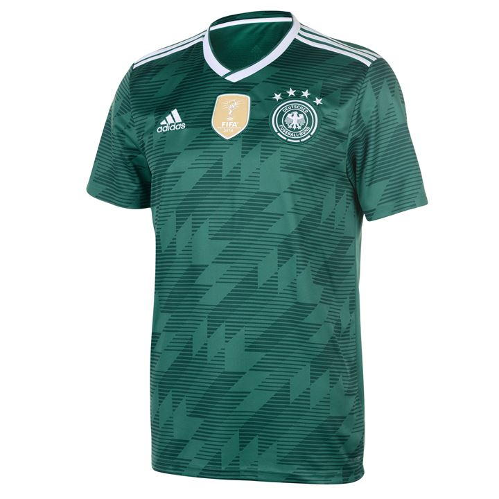 08bcc99a684 2018-19 Official Adidas GERMANY Away Football Soccer Shirt. Shirt Product  Code BR3144