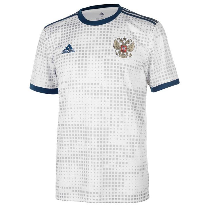 ADIDAS BR9067 Russia WORLD CUP 2018 Football Soccer Away ... eb60a4398