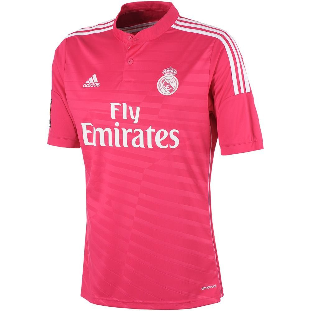 2a1eb6bb101 2014-15 Official Adidas REAL MADRID Home Football Soccer Shirt Jersey
