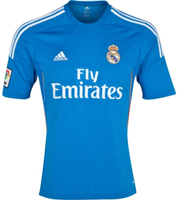 new product 00fa0 e51d1 ADIDAS Z29405 Real Madrid Away Football Soccer Shirt 2013-14 Size Large -  NEW
