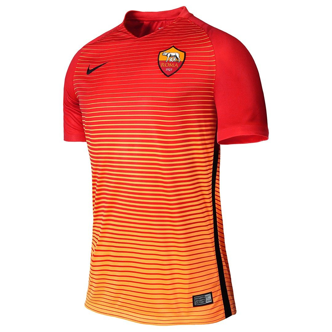 2016-17 Official Nike AS ROMA Third Away Football Soccer Shirt Jersey 770055c75