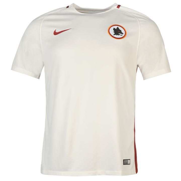 2016-17 Official Nike AS ROMA Away Football Soccer Shirt Jersey 931ab6c5a