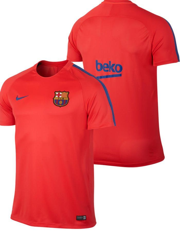 2888fe2c46d NIKE 808924-672 FC Barcelona Squad TRAINING Football Soccer ...